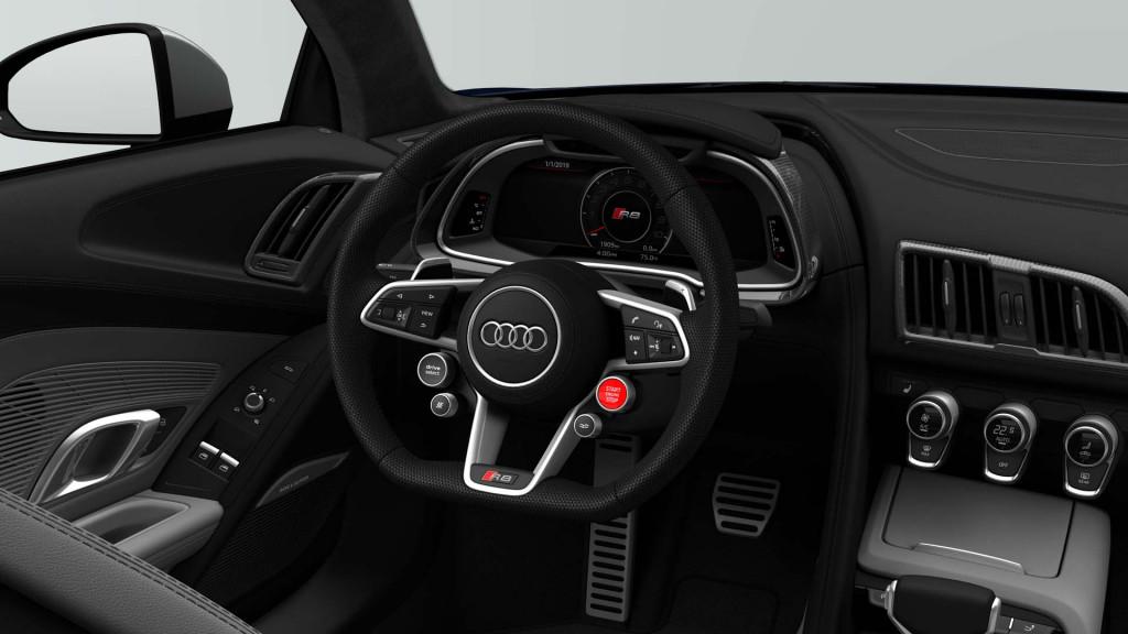 2020 Audi R8 V10 Limited Edition