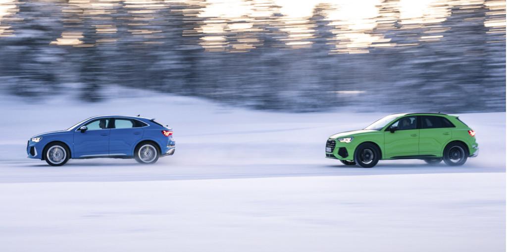2020 Audi RS Q3 and RS Q3 Sportback