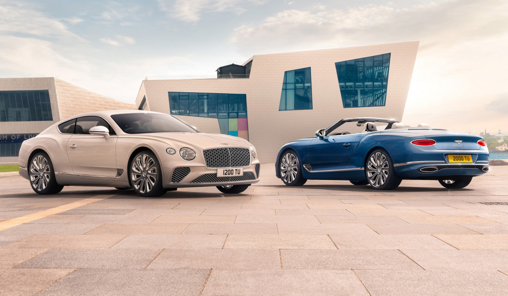 2020 Bentley Continental GT Mulliner and Continental GT Convertible Mulliner