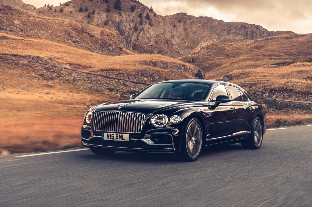 First drive review: Speed never felt so good in the 2020 Bentley Flying Spur