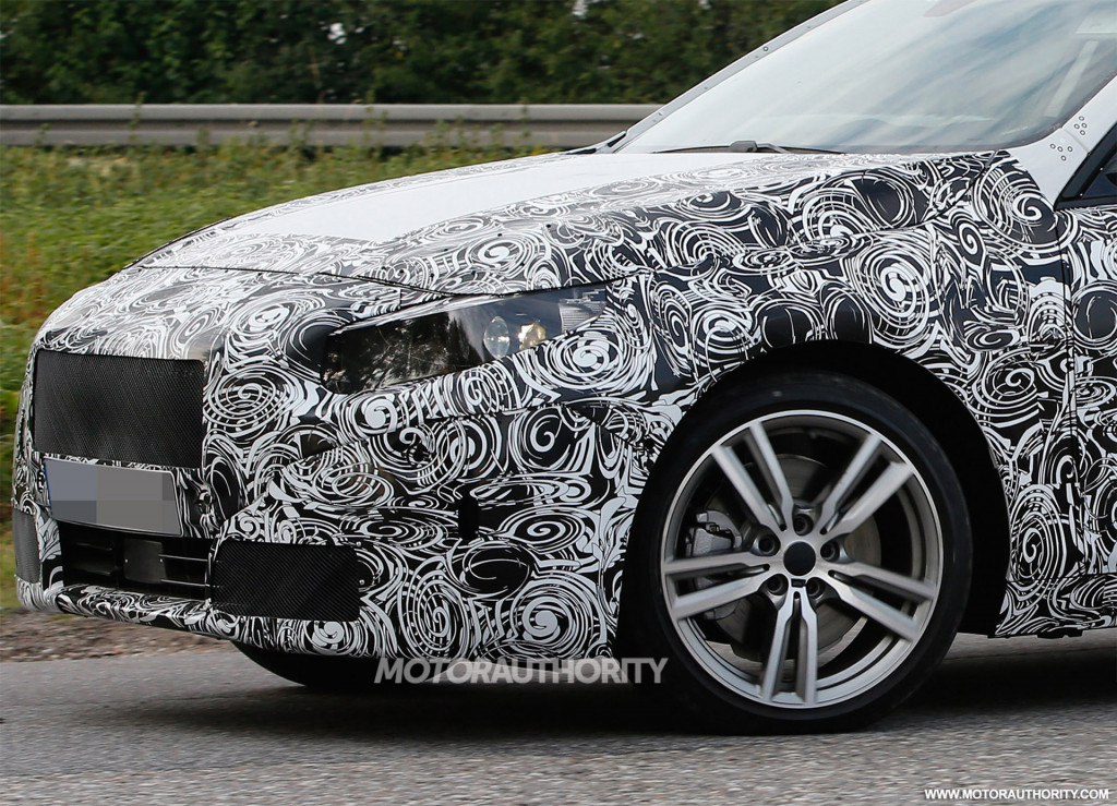 2020 BMW 2-Series Gran Coupe spy shots