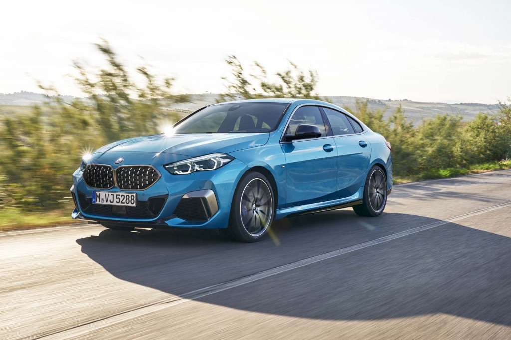 2020 BMW 2-Series Gran Coupe