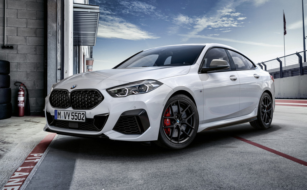 Full list of M Performance parts already available for BMW 2-Series Gran Coupe