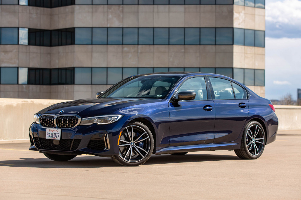2020 Bmw 3 Series Review Ratings Specs Prices And Photos The Car Connection