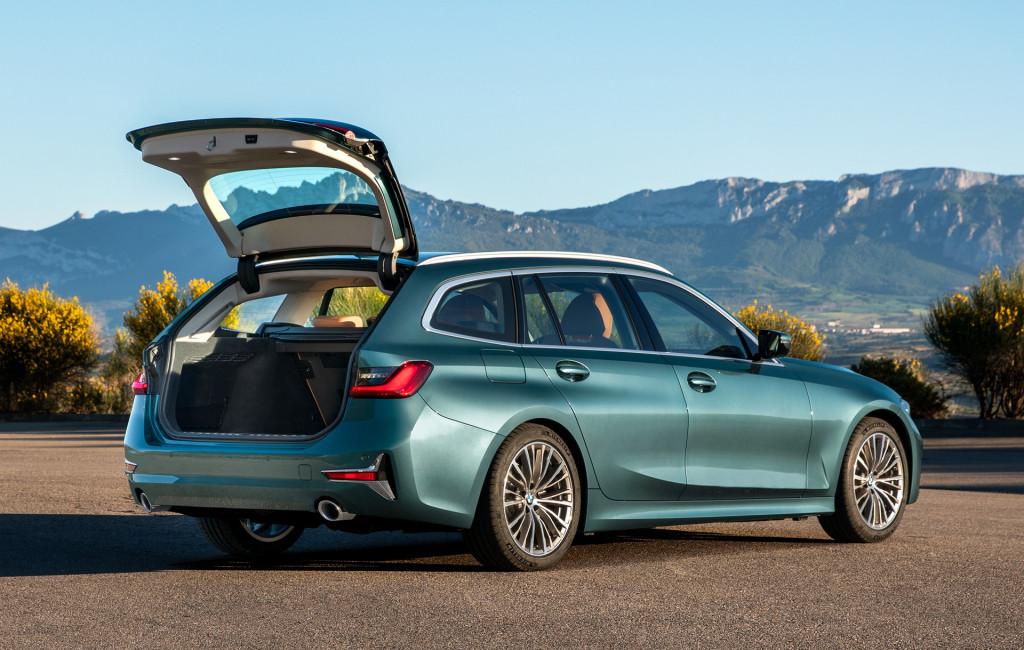 2020 bmw 3-series sports wagon revealed - bestcaritems