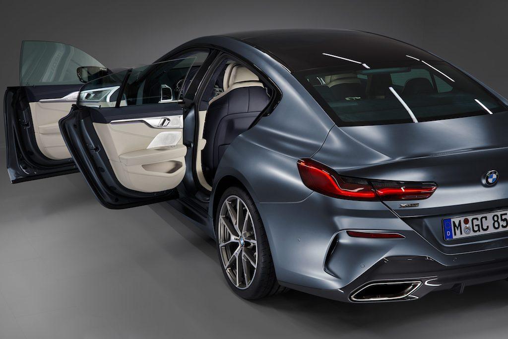 Bmw 8 Series Gran Coupe Gemballa Supercar Audi A3 Sportback Car News Headlines