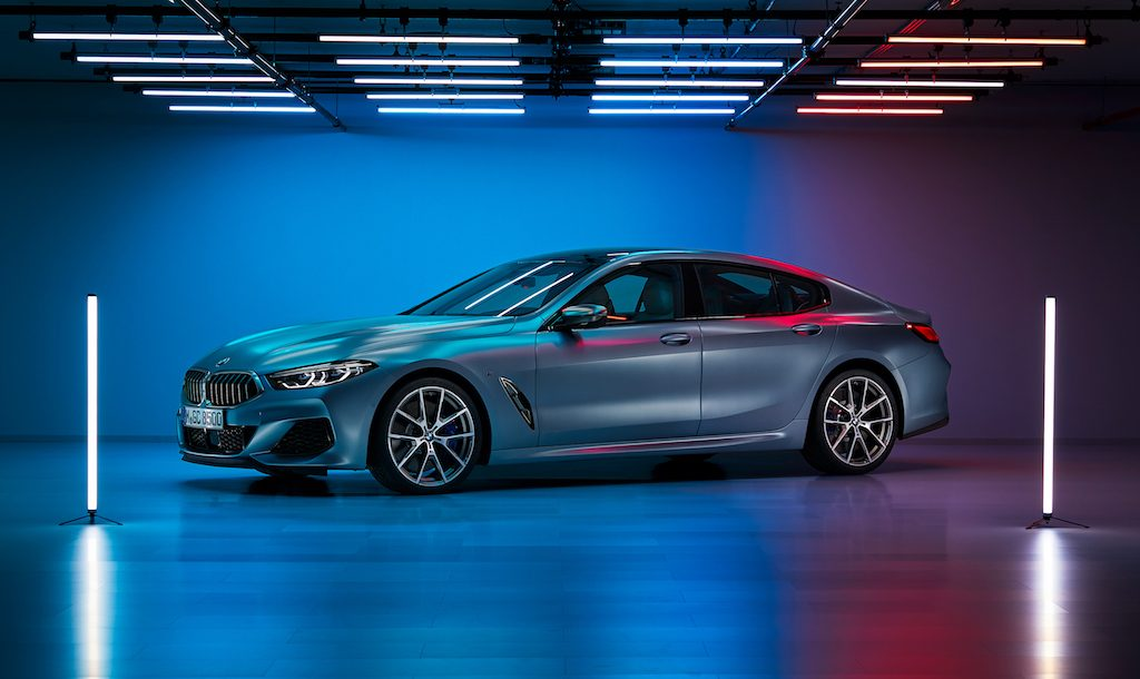 2020 BMW 8-Series Gran Coupe leaked, looks stunning