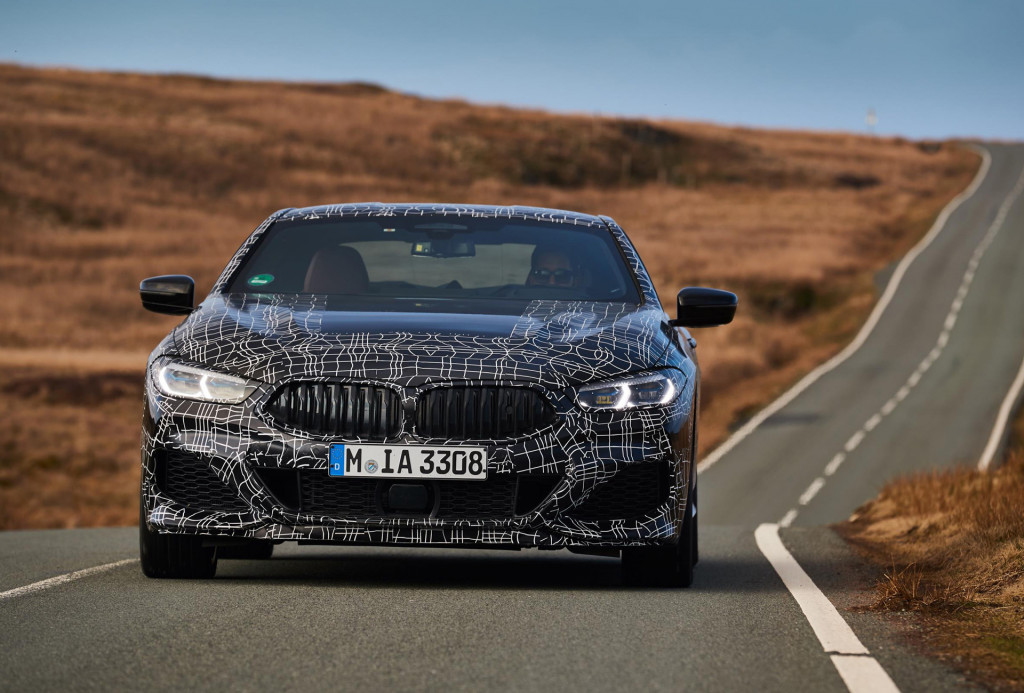 BMW prepares for Le Mans return and reveal of new 8-Series