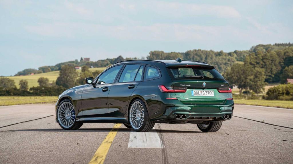 BMW Alpina B3 Touring, electric Jaguar XJ, Audi A7 plug-in hybrid: Today's Car News