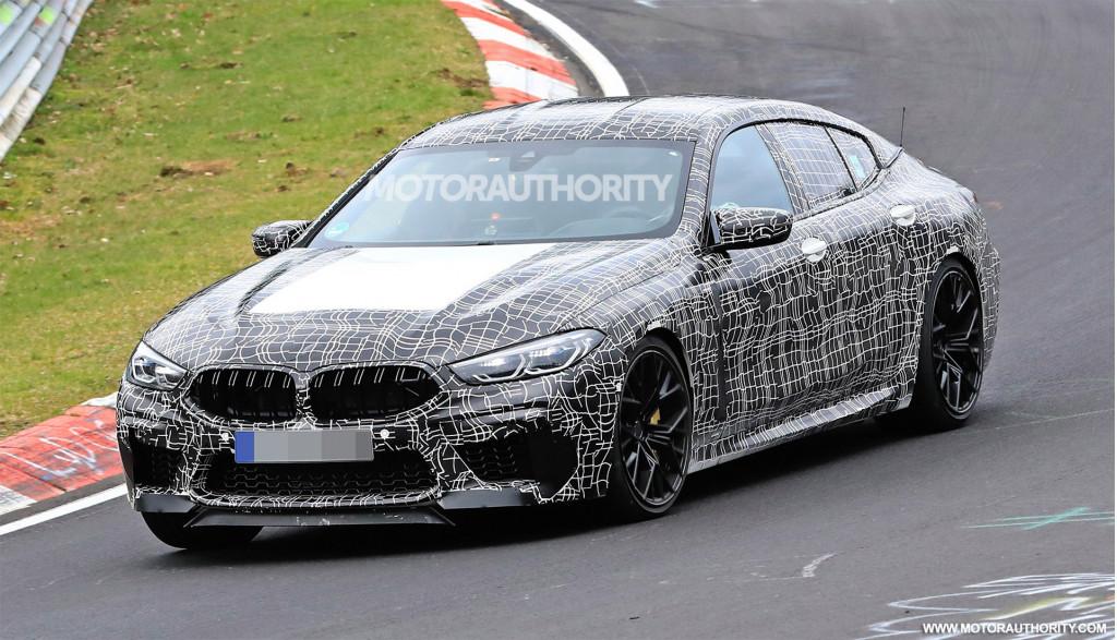 BMW M8 Gran Coupe set for LA Auto Show debut