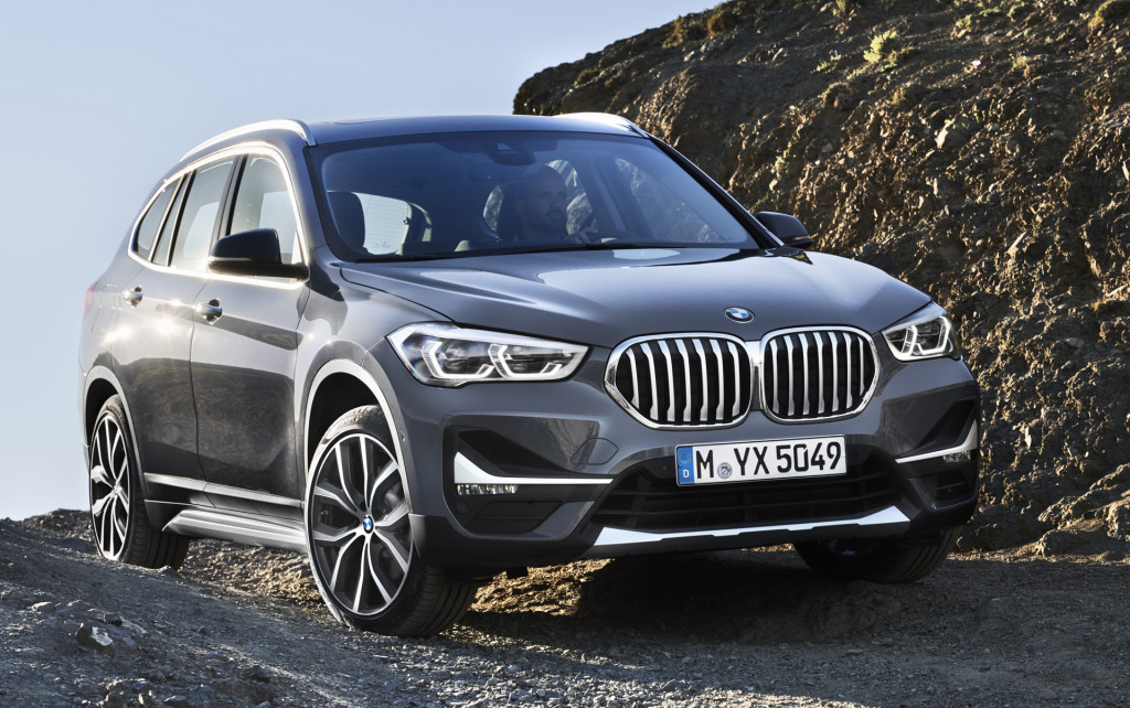 2021 Bmw X1 Review Ratings Specs Prices And Photos The Car Connection