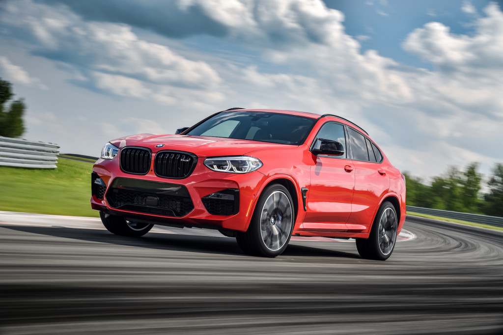 First drive review: 2020 BMW X3 M Competition and X4 M Competition stand tall and taut