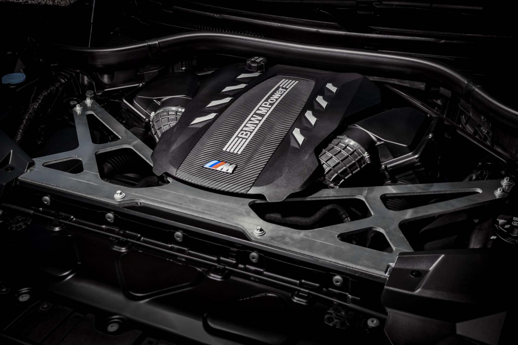 2020 Bmw X5 M X6 M Arrive With More Than 600 Horsepower