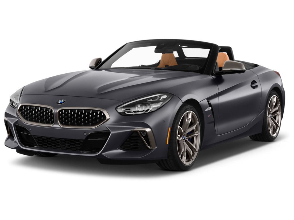 2020 BMW Z4 Roadster Concept and Review