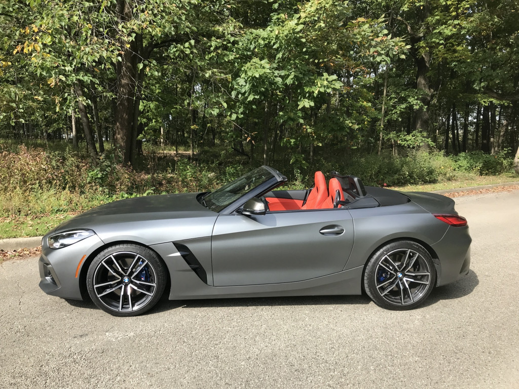 first drive review: 2020 bmw z4 m40i keeps the sunday