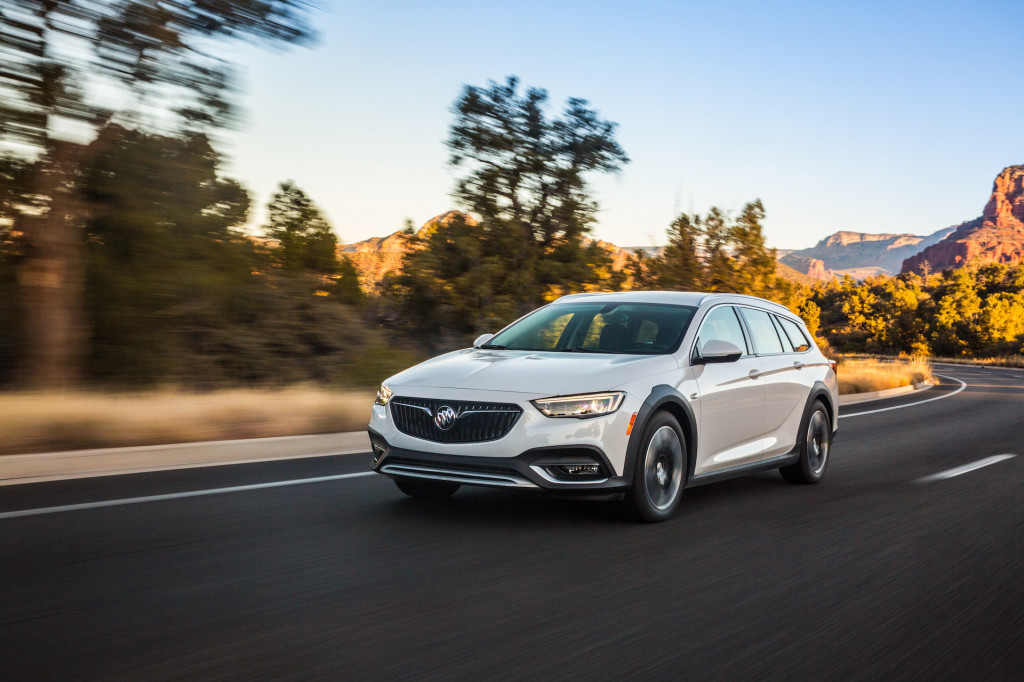 Buick will became a crossover-only brand in 2021, killing off Regal