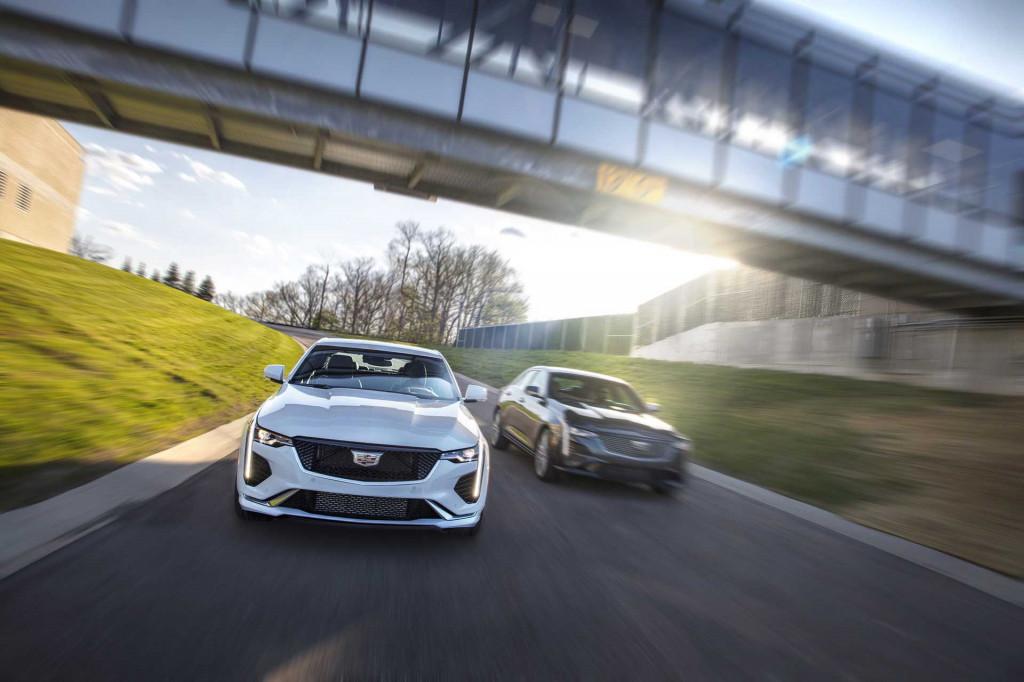 2020 Cadillac CT4 luxury sedan revealed: Turbo-4 power, available Super Cruise