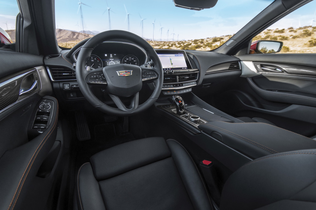 First Drive Review  2020 Cadillac Ct5