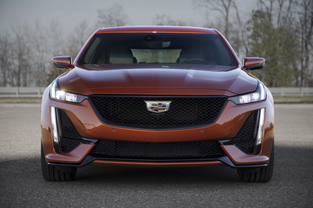 Cadillac prices high-performance 2020 CT5 from $45,190