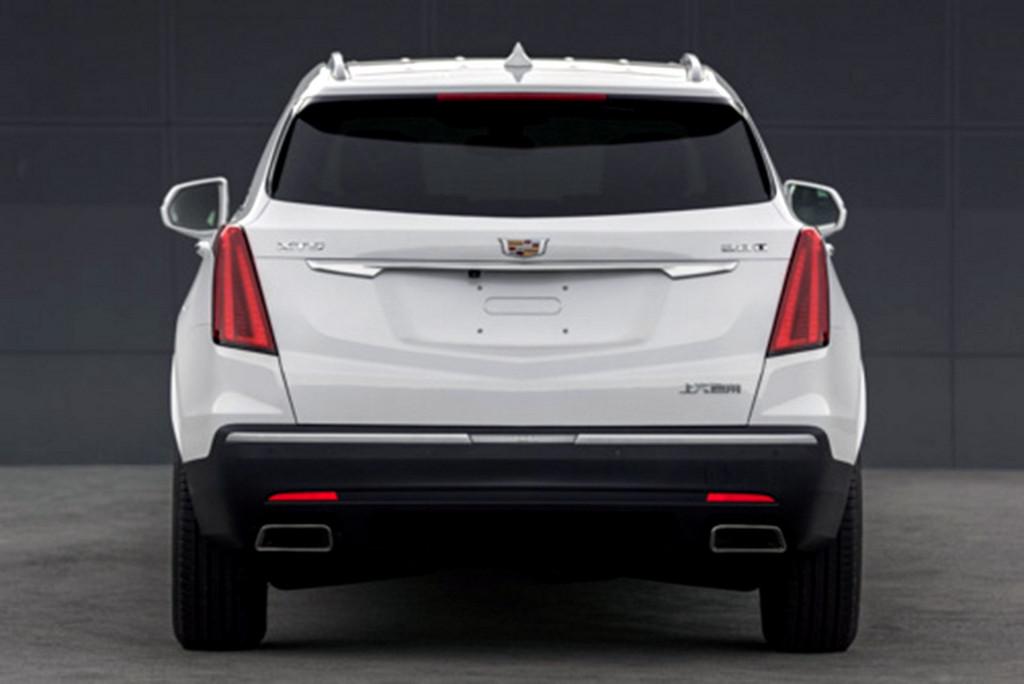 2020 Cadillac XT5 leak: Minor refresh for popular crossover