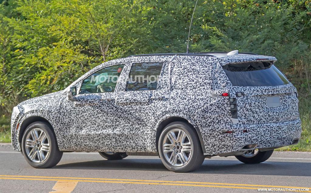 2019 Cadillac XT6: New Mid-Size 3-Row Crossover SUV >> 2020 Cadillac Xt6 3 Row Crossover Debuting In Detroit