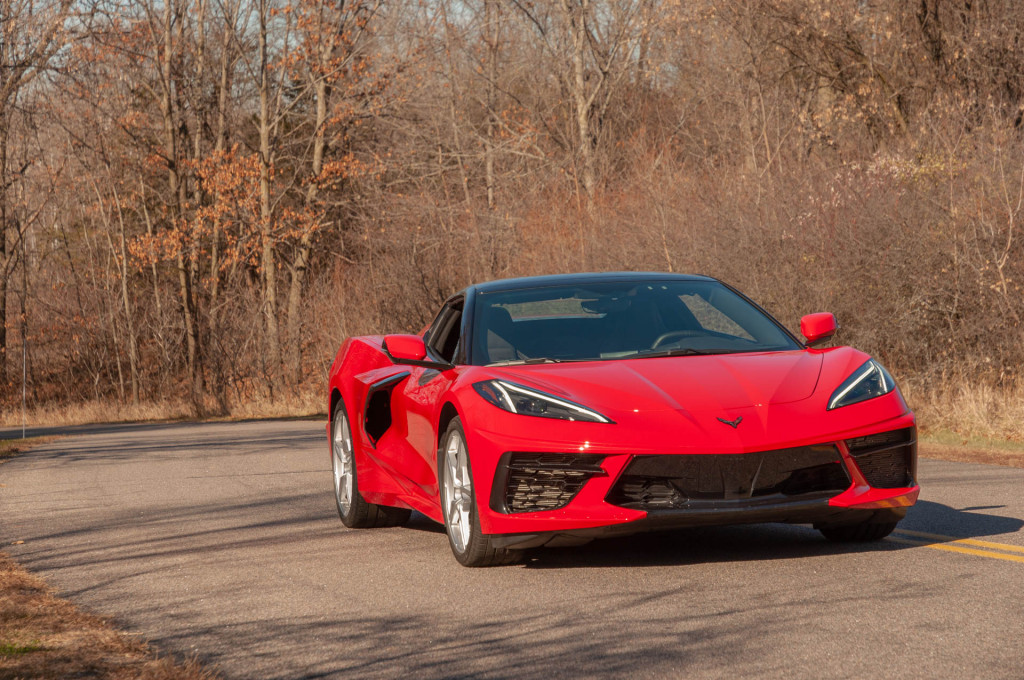 Electric Mustang, Hummer, and…Corvette: Which icons ...