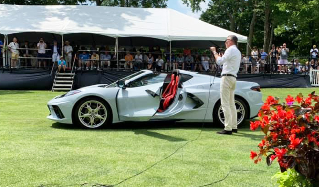 C8 Chevy Corvette S First Year Of Production Close To Sold Out
