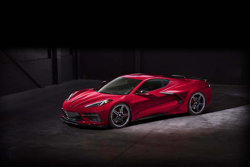 2020 Chevrolet Corvette Stingray Z51 performance package detailed