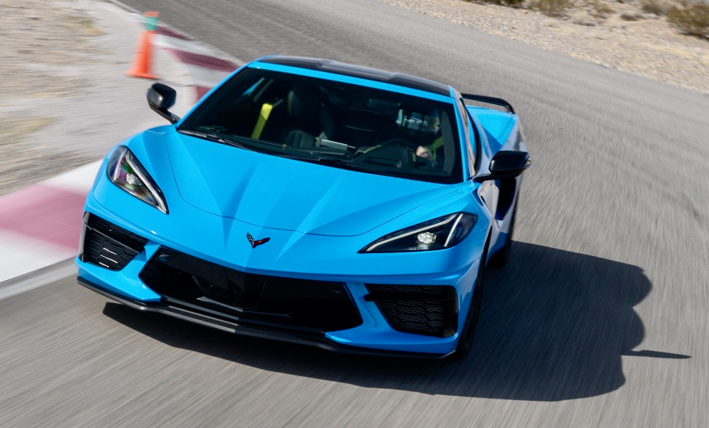 Chevy reportedly mulls electric SUV as part of expanded Corvette family