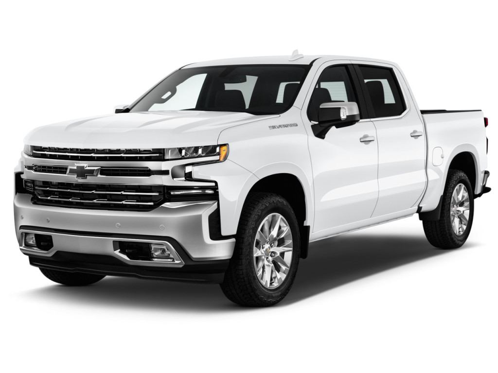 2020 Chevrolet Silverado 1500 Chevy Review Ratings Specs Prices And Photos The Car Connection