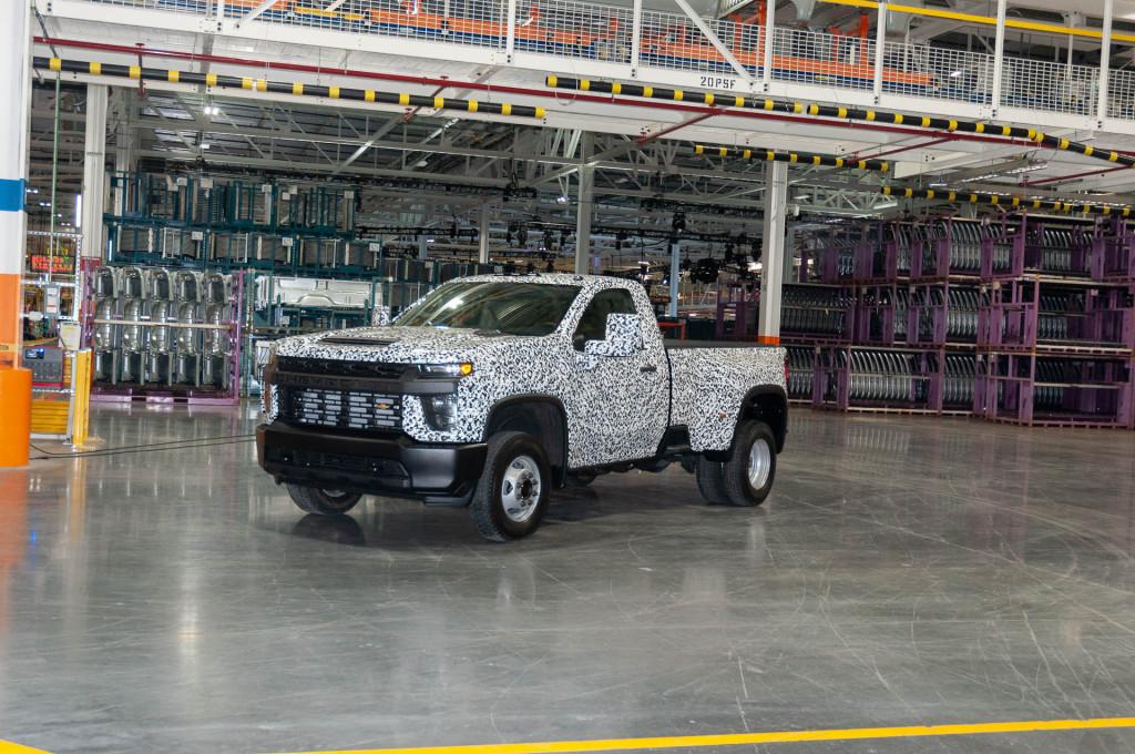 2020 Chevrolet Silverado 2500hd Is Ready To Work Heavy Duty King