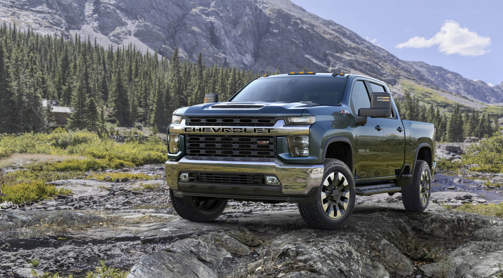 2020 Chevrolet Silverado HD to cost less than outgoing truck