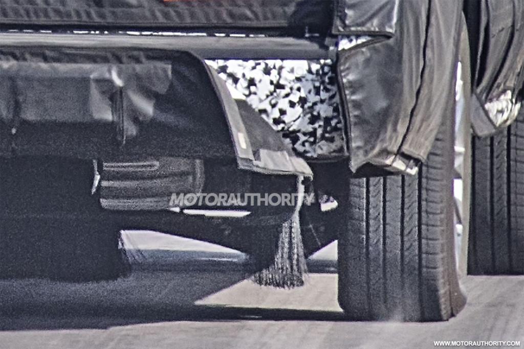 2020 Chevrolet Suburban spy shots