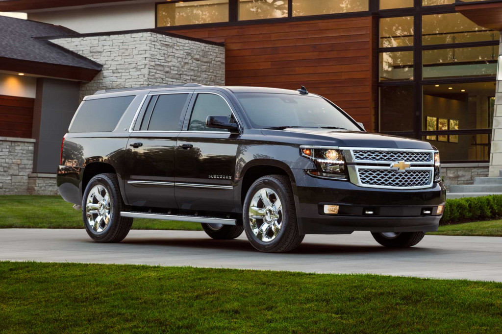 View 2020 Chevy Suburban For Sale