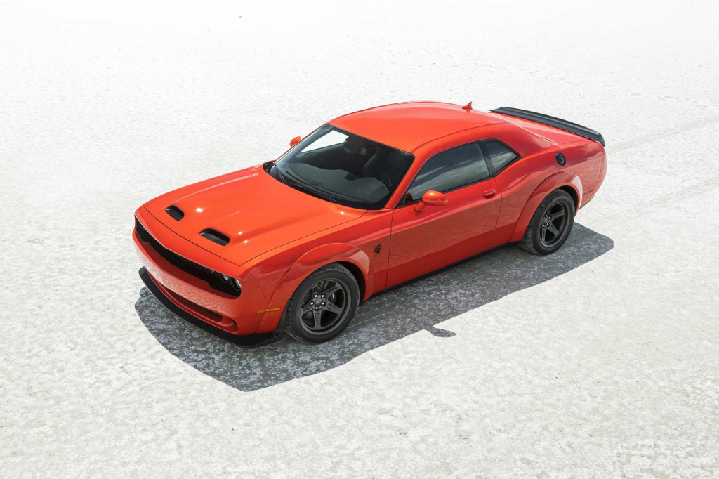 2020 Dodge Challenger Super Stock