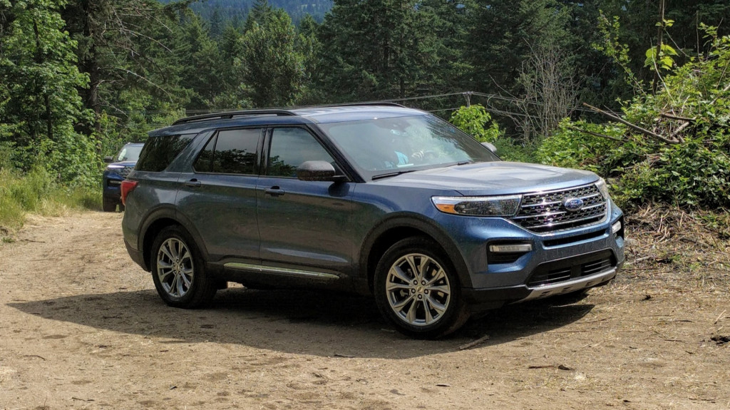 2020 Ford Explorer Review Ratings Specs Prices And Photos The