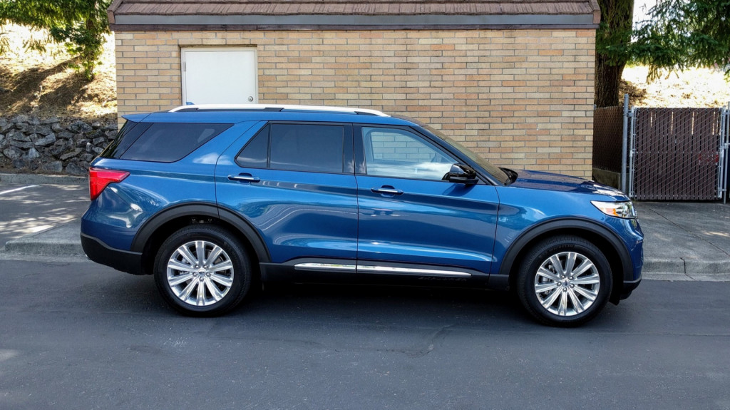 2020 Ford Explorer Hybrid Swings And Misses At Toyota