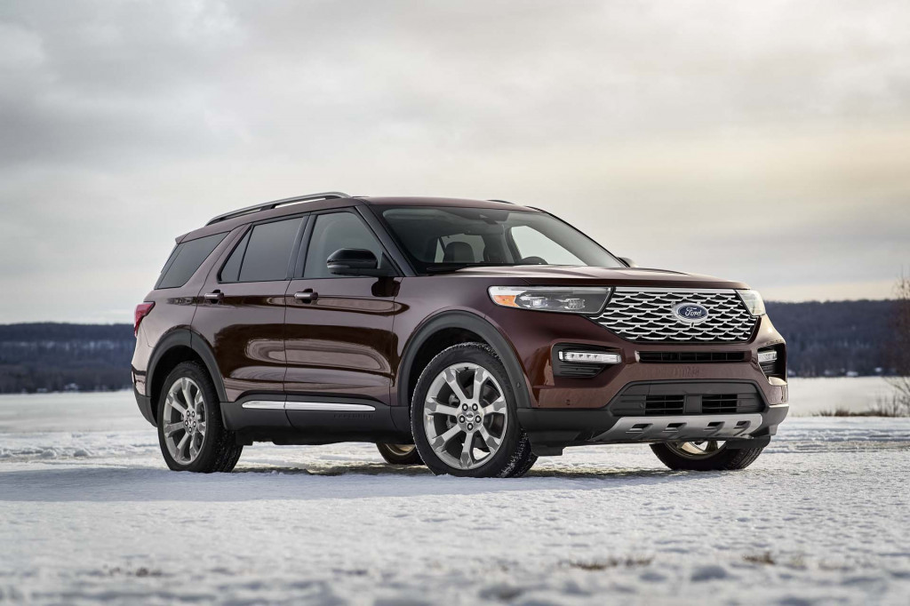 2020 Ford Explorer Revealed Classic Cars To Buy 2019
