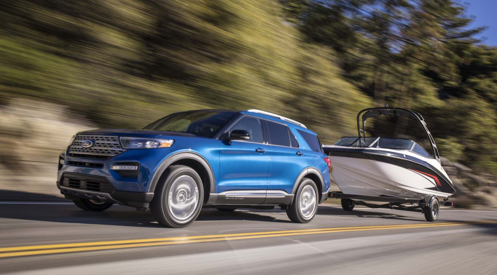 Ford Hybrid Suv >> 2020 Ford Explorer Hybrid First Drive Review Muscle Over Mpg