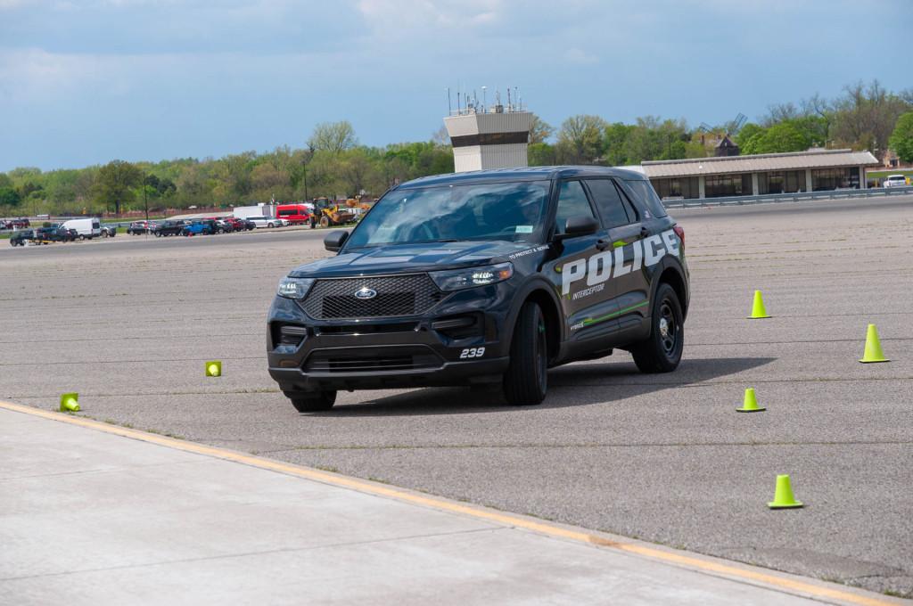2020 Ford Interceptor Utility Hybrid