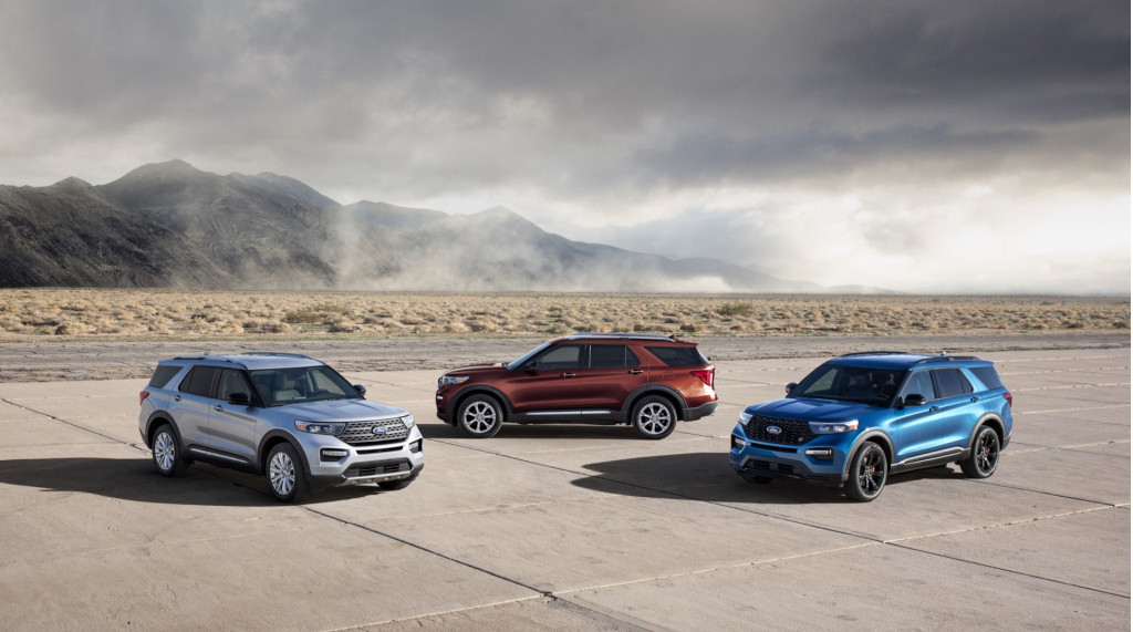 Ford Explorer: Best Car To Buy 2020 Nominee