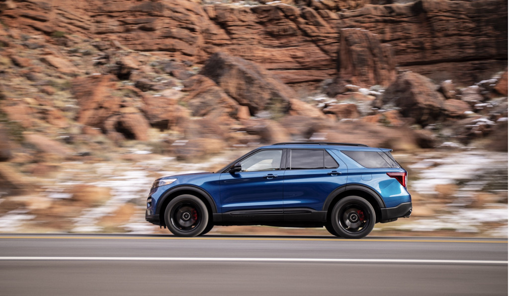Ford Motor Recall 2020 Ford Explorer And Lincoln Aviator Vehicles
