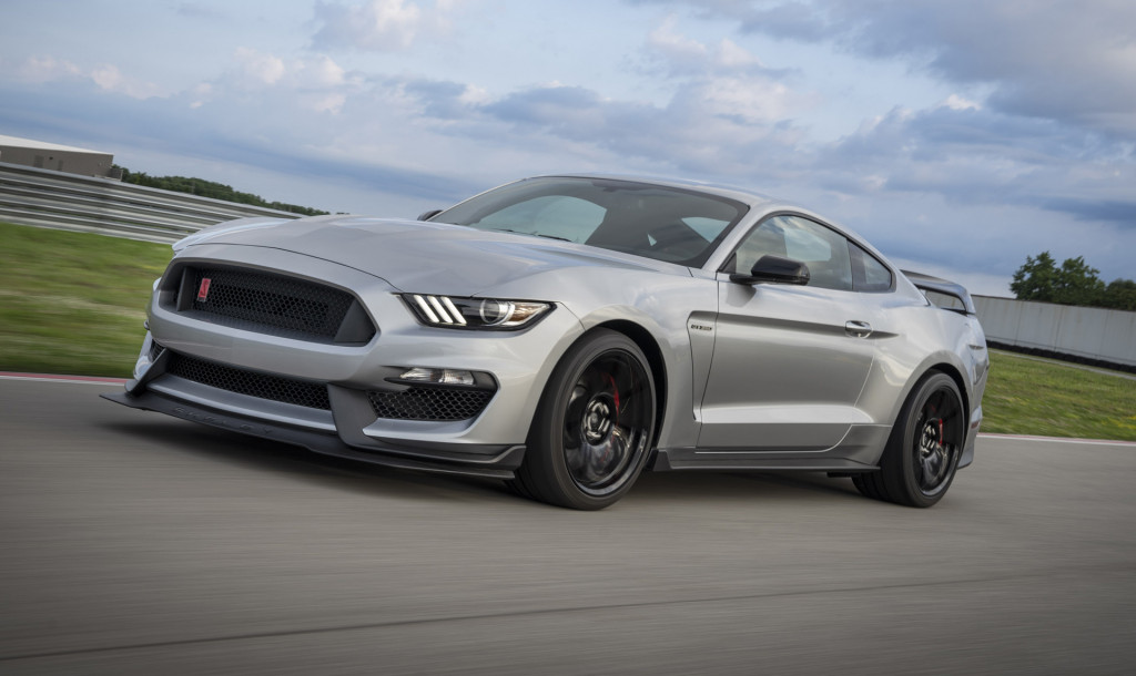 2020 Ford Mustang Shelby GT350R