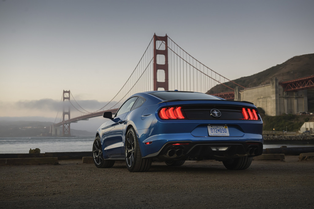 2020 Ford Mustang recalled because the brake pedal might fall off