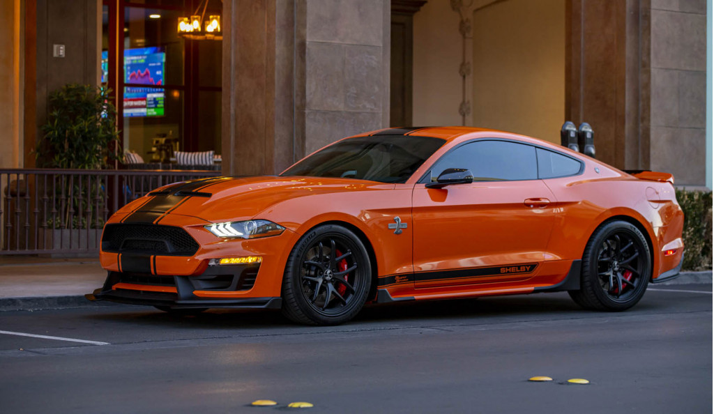 2020 Ford Shelby Super Snake with Bold package