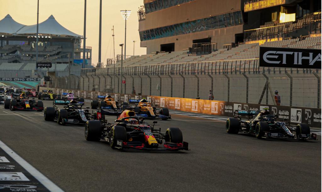 2020 Formula One Abu Dhabi Grand Prix