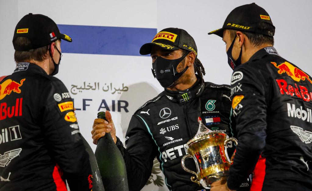 2020 Formula One Bahrain Grand Prix