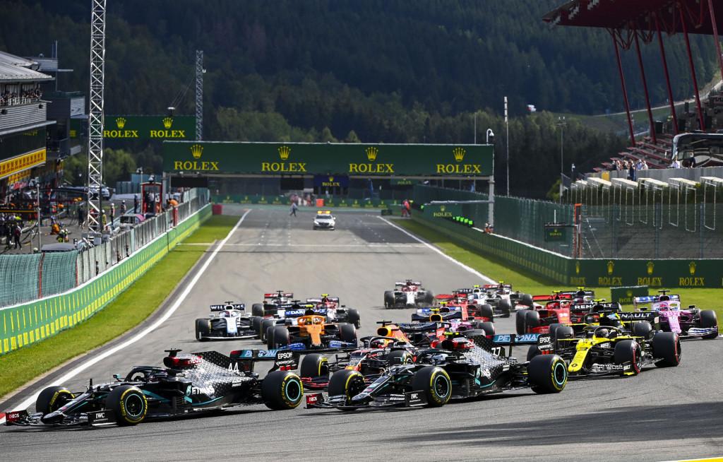 2020 Formula One Belgian Grand Prix