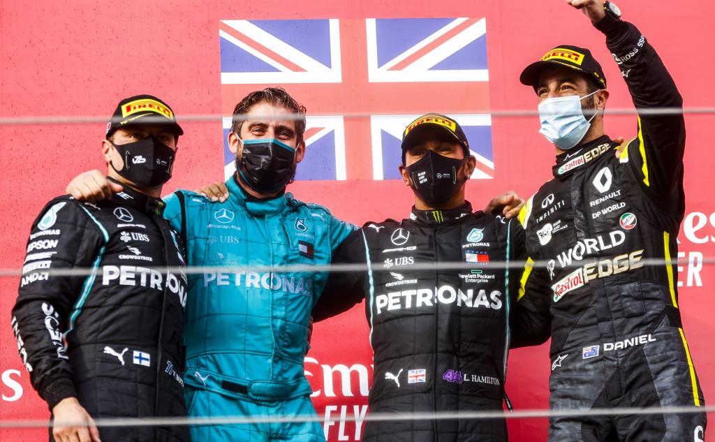 2020 Formula One Emilia Romagna Grand Prix