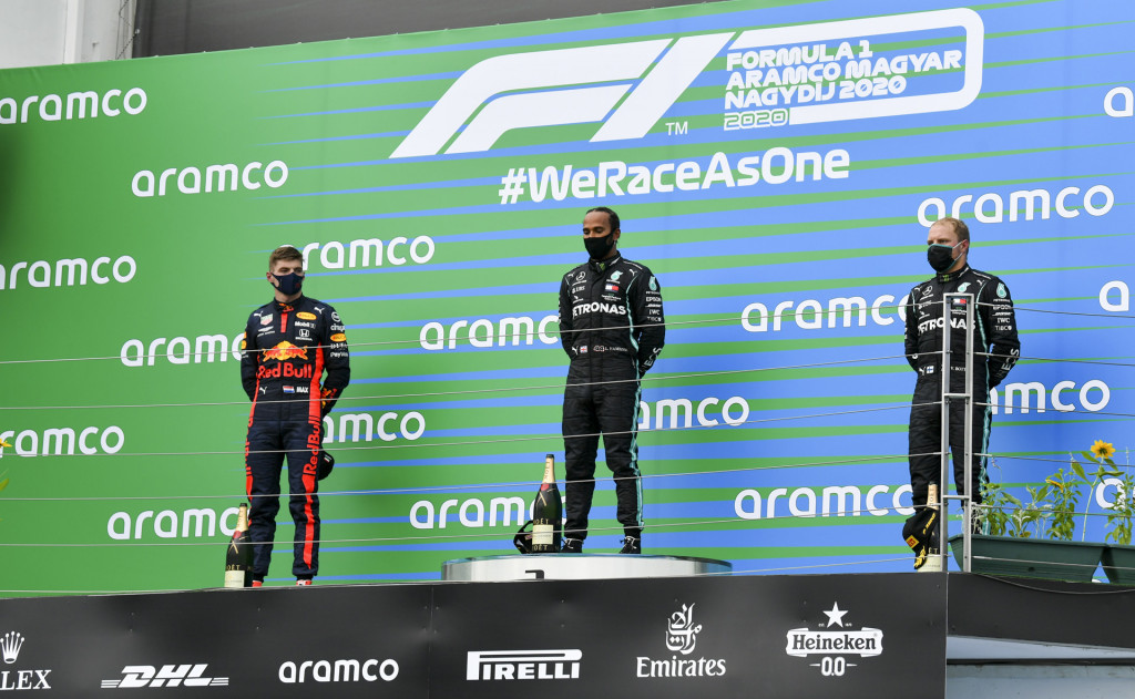 2020 Formula One Hungarian Grand Prix